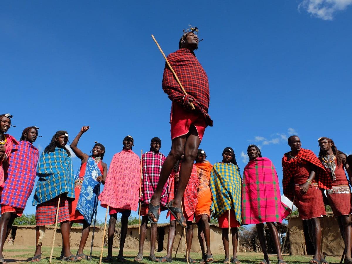 Masai Köyü