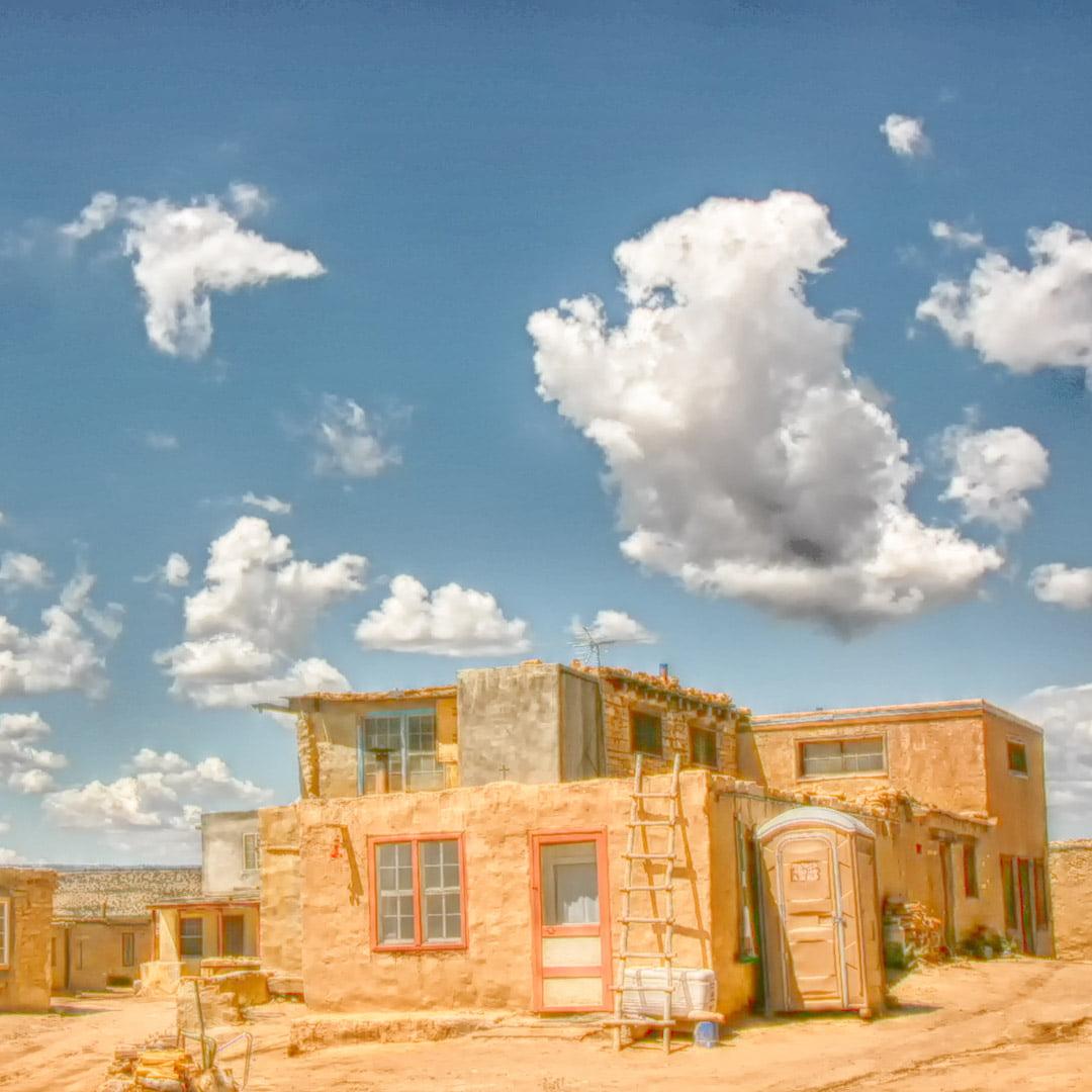 Acome Pueblo - Remzi Gökdağ