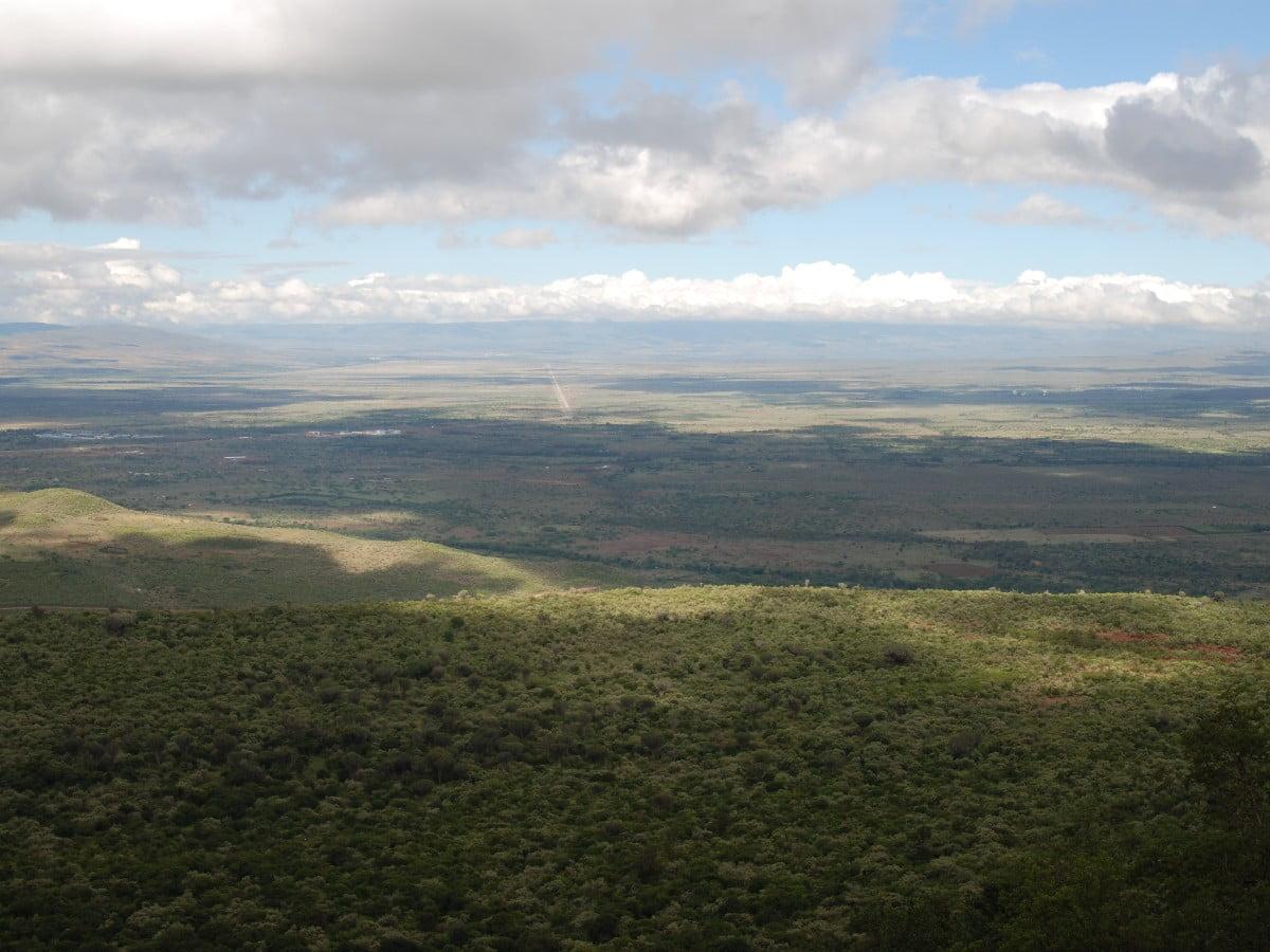 Rift Vadisi Kenya