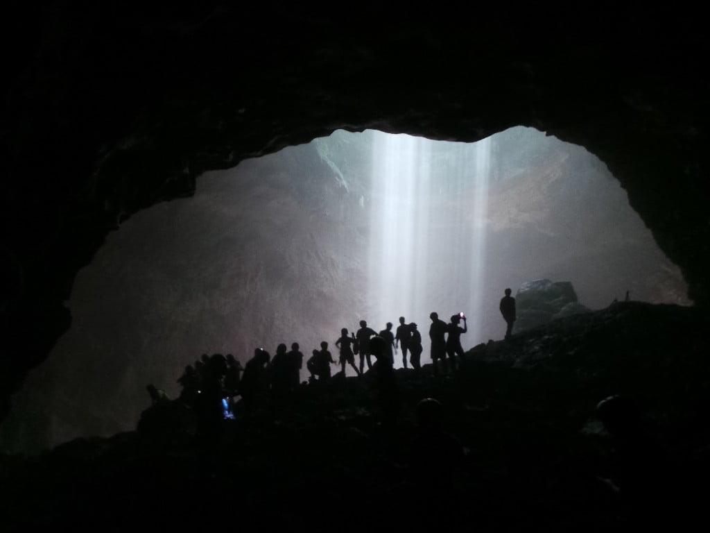 Jomblang Mağarası