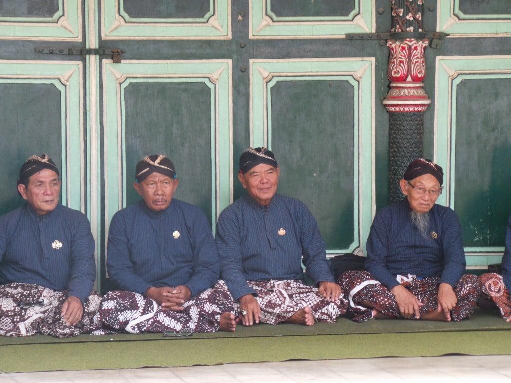 Saray çalışanları
