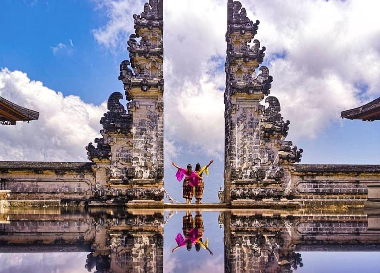 Lempuyang Luhur Tapınagı